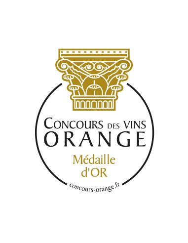 Médaille argent Orange 2019